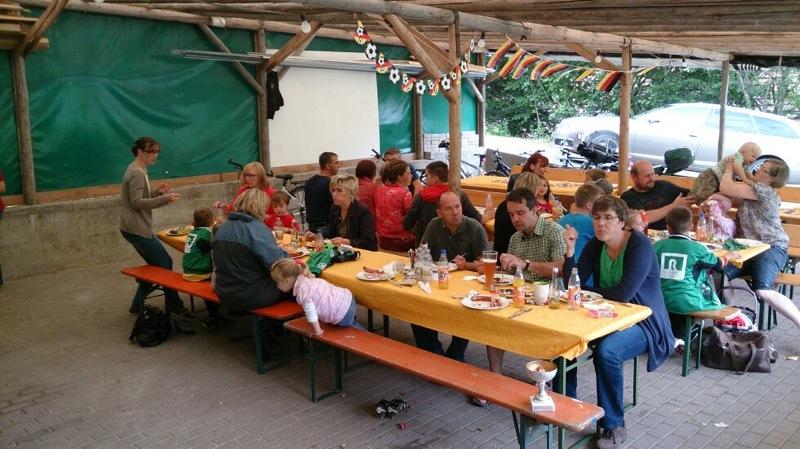 Familienfest der DJK Prinzbach 2014
