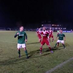 DJK Prinzbach gewinnt Derby unter Flutlicht