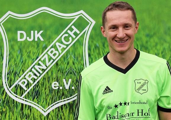 Spielertrainer Eduard Jung verlängert Vertrag bei der DJK Prinzbach