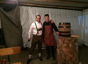 Oktoberfest der DJK Prinzbach mit kulinarischen Schmankerln