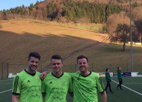 Prinzbach holt 6 Punkte gegen Dinglingen
