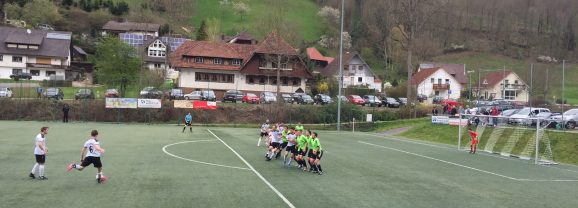 Prinzbach gibt in der Nachspielzeit den Sieg aus den Händen