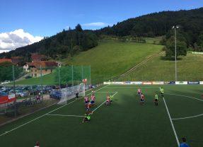 Prinzbach verpasst den ersten Heimsieg der Saison