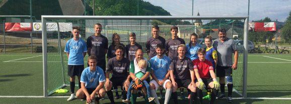 """""""Nix"""" wird Fussballdorfmeister 2018 in Prinzbach"""