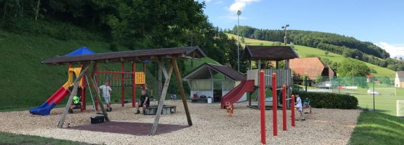 Spielplatzsanierung DJK Prinzbach