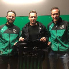 Eduard Jung kehrt als Spielertrainer zur neuen Saison zur DJK Prinzbach zurück