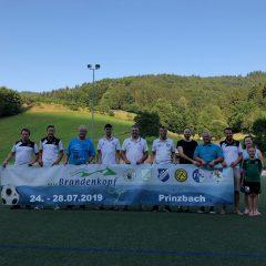 Brandenkopf-Cup vom 24. – 28. Juli 2019 in Prinzbach