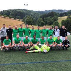 Spielbericht Brandenkopf-Cup 2019  in Prinzbach