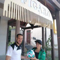 Ballspende vom Friseursalon Figaro