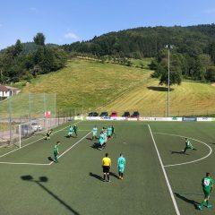 Prinzbach gewinnt das erste Heimspiel der Saison mit 5:0