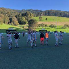 Wichtiger Derbysieg :  Prinzbach schlägt Mühlenbach 3:2
